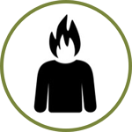 Burnout icon 2