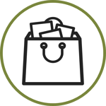 Shopping icon 2