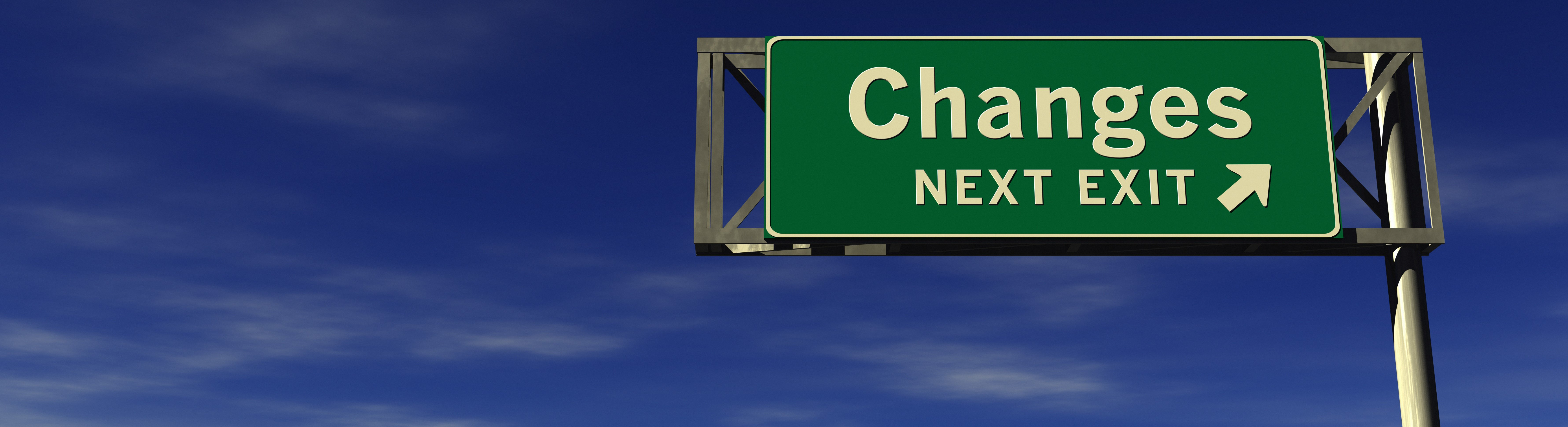 The Changing Exit Environment: Part 1